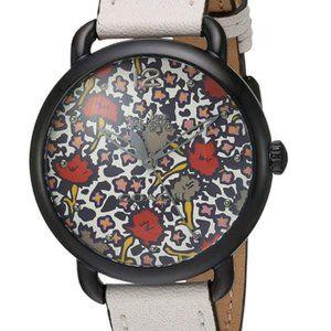 Coach Women Delancey Floral Watch